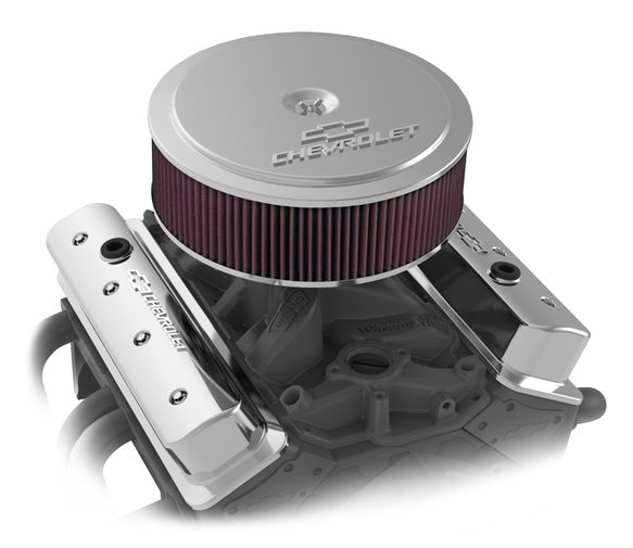 120-223 - GM Muscle Series Air Cleaner - Polished - additional Image