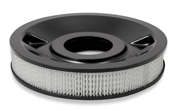 120-4235 - 4150 Drop Base Air Cleaner Black w/3