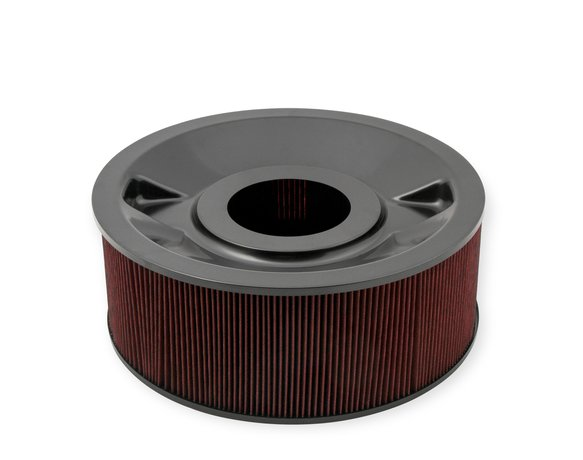 120-4260 - 4150 Drop Base Air Cleaner Black w/6