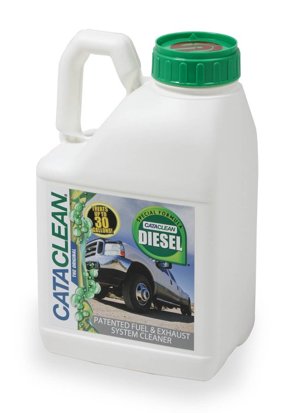 120018D - Cataclean- Fuel and Exhaust System Cleaner 3L Diesel- Bulk pkg (Treats up to 30 Gallons) Image
