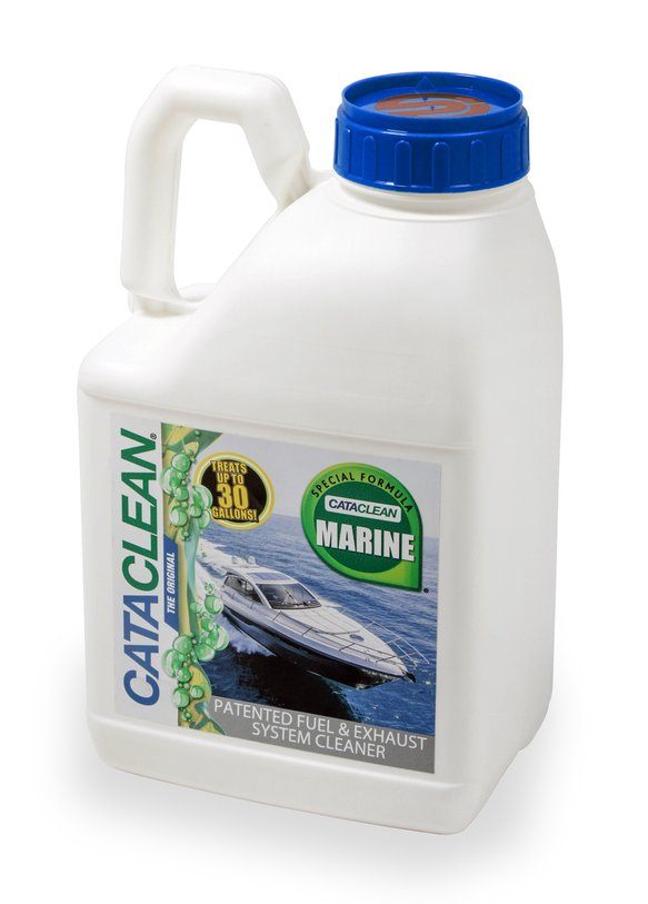 120018M - Cataclean- Fuel and Exhaust System Cleaner 3L Marine- Bulk pkg (Treats up to 30 Gallons) Image