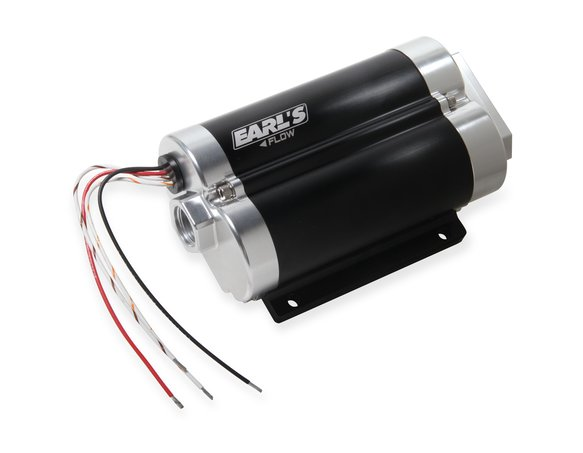 12012002ERL - 130 GPH Dominator In-Line Billet Fuel Pump (Dual Inlet) Image
