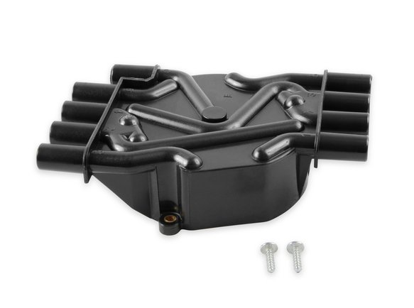 120141 - Distributor Cap - Chevy / GMC Vortec - V8 - Female - Socket Style - Crab - Black Image