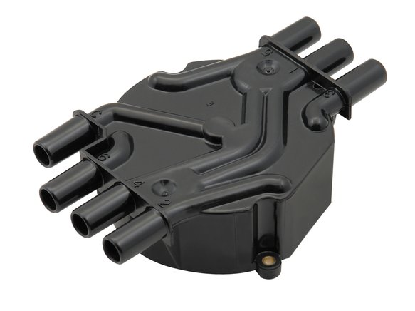 120142 - Distributor Cap - Chevy / GMC Vortec - V6 - Socket Style - Crab - Black Image