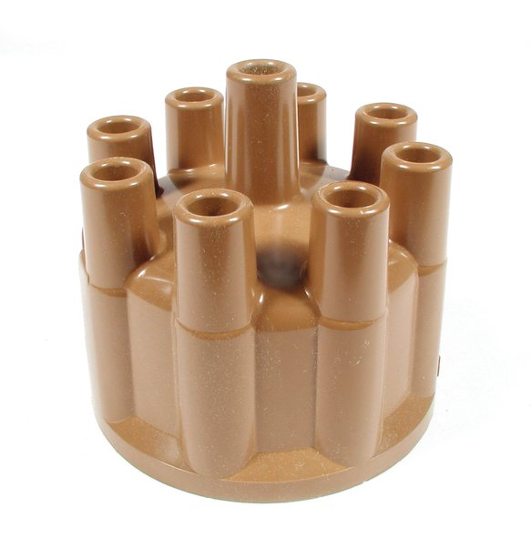 120323 - Distributor Cap - AMC - V8 - Female - Socket Style - Brown Image