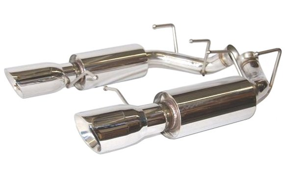 12137FLT - Flowtech Axle-Back Exhaust System W/Mufflers Image