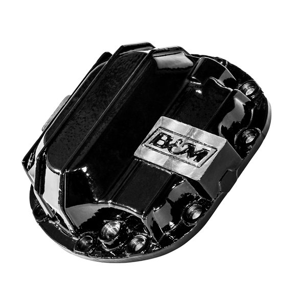 12310 - B&M Nodular Iron Front Differential Cover for Dana 30 Image