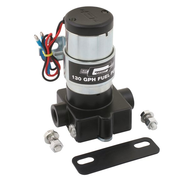 130P - Electric Fuel Pump - Inline - 130 gph - 14 psi - 3/8