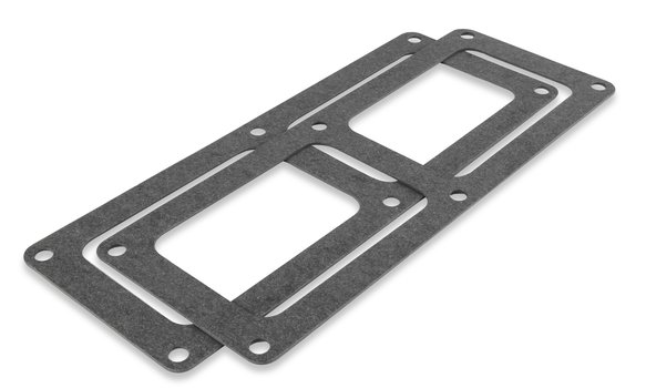 13350-CBNOS - NOS Supercharger Polished Injector Plate with Black Plumbing - additional Image