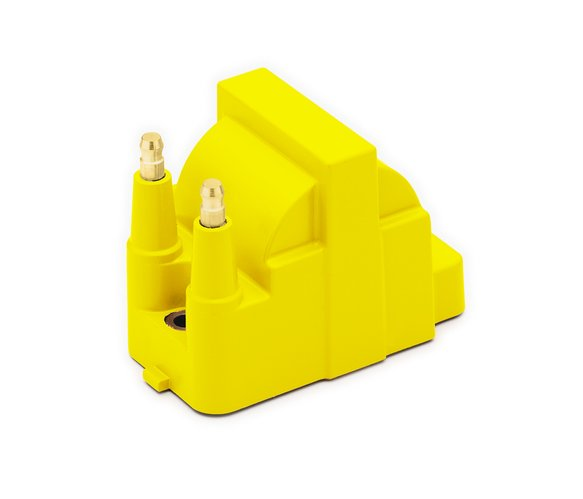 140017 - ACCEL Ignition Coil - SuperCoil - AC/Delco Style for GM 1986-1999 DIS - Yellow -Individua; Image