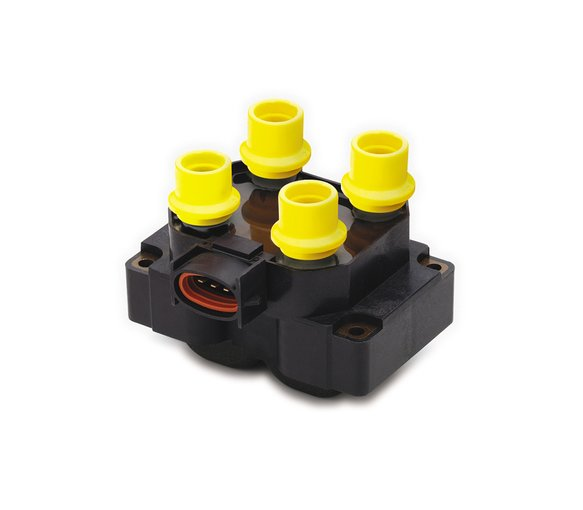 140018 - Ignition Coil - SuperCoil - Ford 4-Tower EDIS with horizontal plug Image