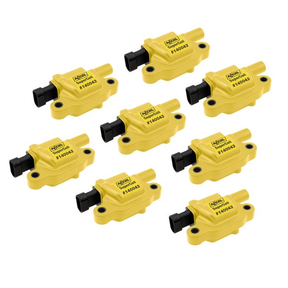 140043-8 - Ignition Coil - GM LS2, LS3 and LS7 - Super Coil - 8 Pack Image