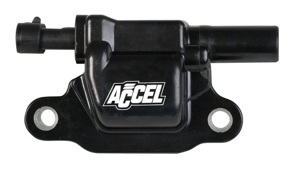 140081 - Accel Gen V GM Coils, 2014 and Up, Black, Square Image