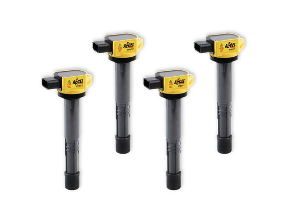 140311-4 - ACCEL Ignition Coil - SuperCoil - Honda 2.0/2.2/2.4L - I4 - 4-Pack Image