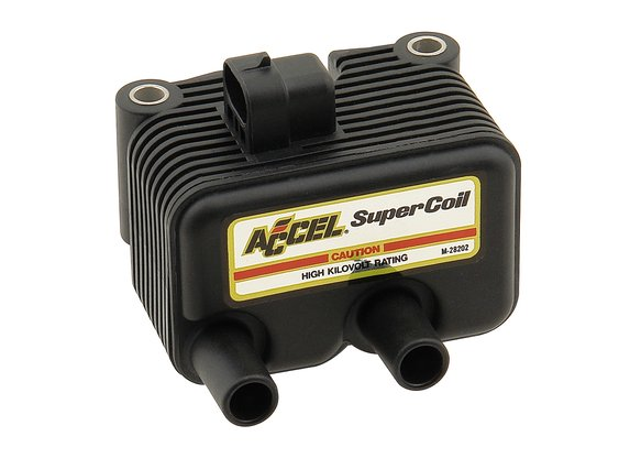 140409 - Super Coil - Twin Cam - Black Image