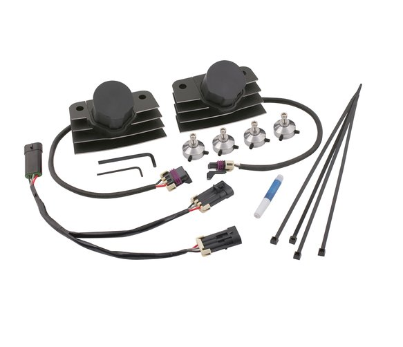 140411BC - Stealth SuperCoil - Motorcycle - Coil on Plug  - Fuel Injected Touring Models 2002-2008 - Black Image