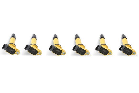 140495-6 - ACCEL Ignition Coil - SuperCoil - Toyota - 2.4/2.7/4.0L - I4/V6 - 6-Pack Image