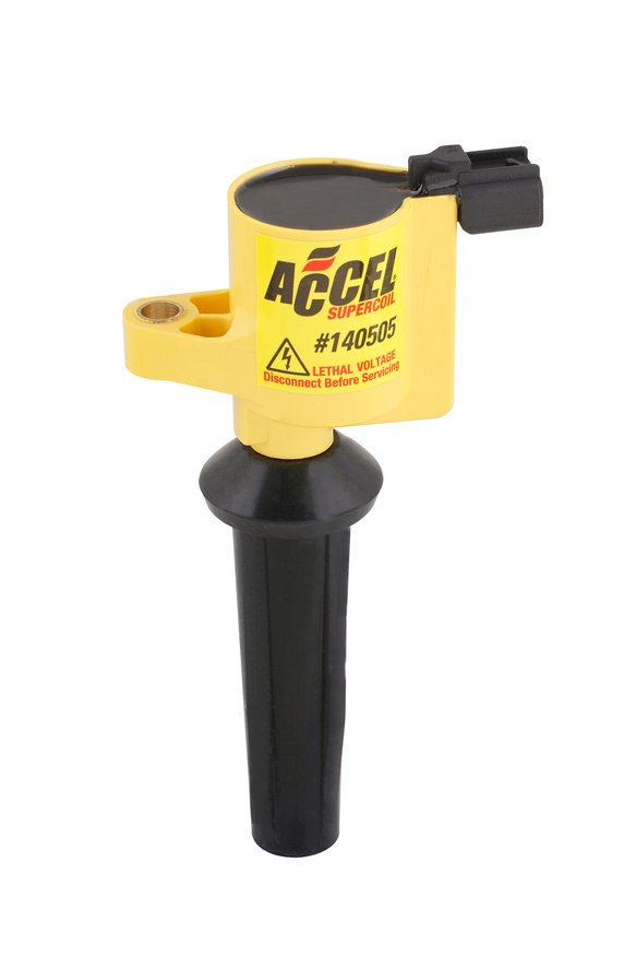 140505 - ACCEL Ignition Coil - SuperCoil - Mazda 2.0/2.3L - I4 Image