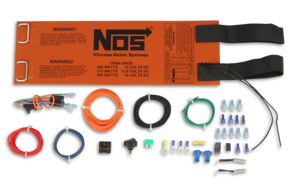 14164NOS - NOS Nitrous Bottle Heater Image