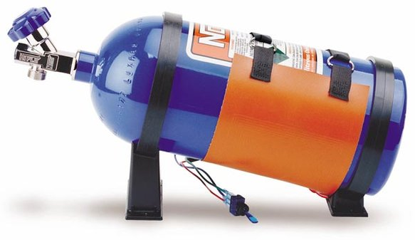 14164NOS - Nitrous Bottle Heater Image