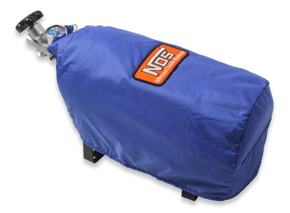 14165NOS - NOS Blue Nitrous Bottle Blanket Image