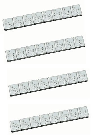 1428LF - Mr. Gasket Wheel Weights - Self Adhesive - Lead Free Image