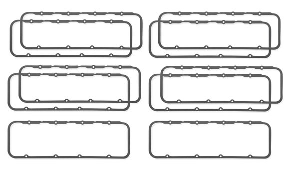 145SMP - Valve Cover Gaskets - Ultra Seal - 396-502 Chevrolet Big Block Mark IV - Dart Big Chief 14° Heads - Master Pack (10 Pieces) Image