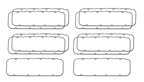 146SMP - Valve Cover Gaskets - Ultra Seal - 396-502 Chevrolet Big Block Mark IV - Dart Big Chief Heads - Master Pack (10 Pieces) Image