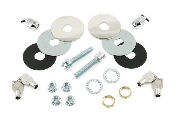 1472 - Mr. Gasket Security Hood Pin Lock Kit Image