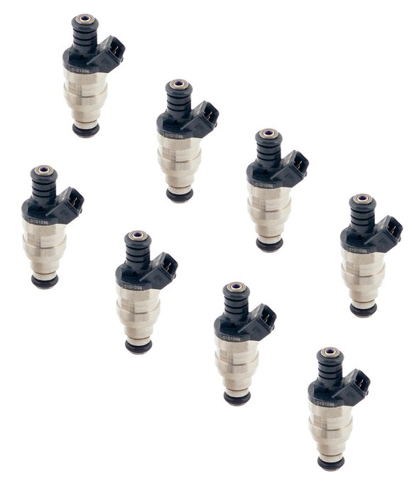 150824 - Fuel Injectors - 24 lb/hr - EV1 Minitimer - High Impedance - 8-pack Image