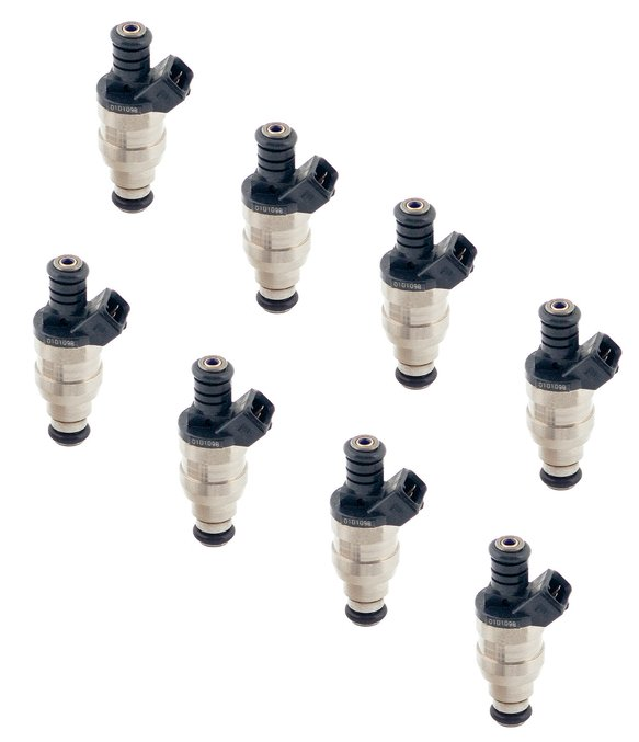 150826 - Fuel Injectors - 26 lb/hr - EV1 Minitimer - High Impedance - 8-Pack Image