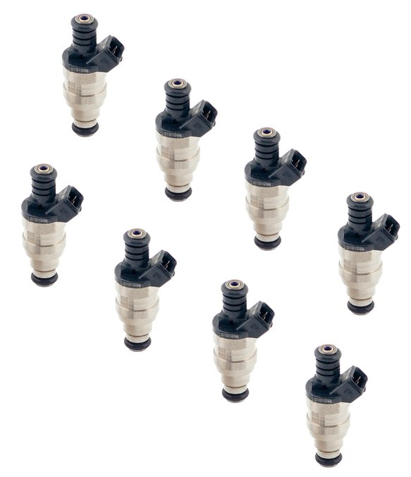 150830 - Fuel Injectors - 30 lb/hr - EV1 Minitimer - High Impedance - 8-Pack Image