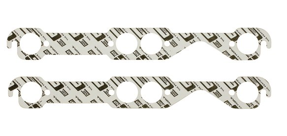 150B - Header Gaskets - Performance - 262-400 Chevrolet Small Block Gen I 1955-91 Image