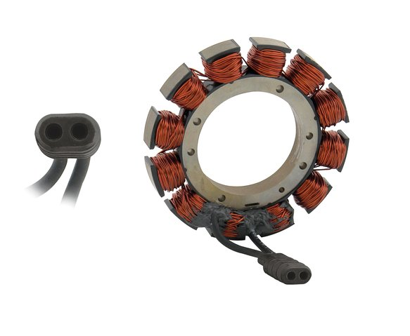 152107 - Stator - 32 amp-Heavy duty replacement for 29970-88A - Fits Evo models from 89-99 Image