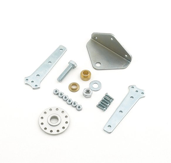 1523 - Mr. Gasket Throttle Linkage Bell Crank Kit - Universal Image