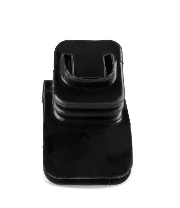 15510 - Lakewood Clutch Fork Boot - Lakewood Bellhousing for Chevy - Rubber - Black - additional Image
