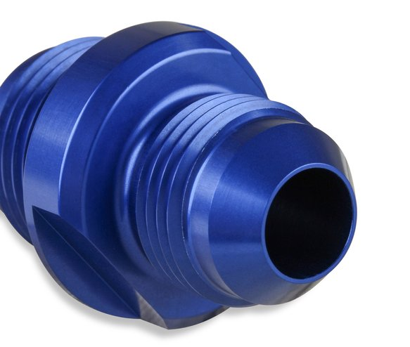 15557NOS - NOS In-Line Hi-Flow Nitrous Filter, 6AN - Blue - additional Image