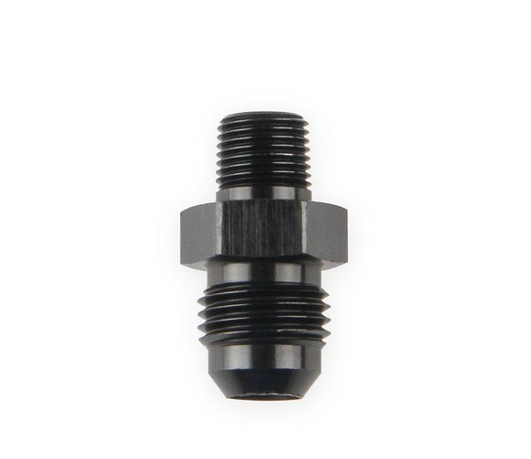 15568BNOS - NOS Nitrous Filter High Pressure 1/8 NPT to 6AN, Straight-Black Image