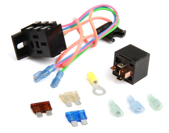 15618NOS - 30 Amp Relay Assembly Image