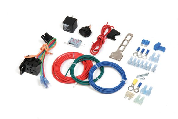 15634NOS - NOS Single Stage Electrical Pack Kit Image