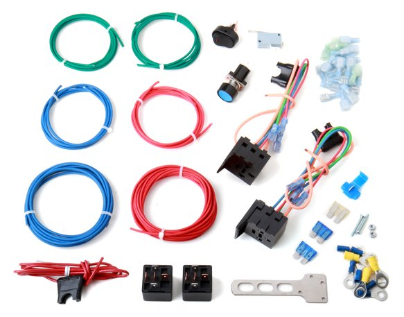 15635NOS - Dual Stage Electrical Pack Kit Image