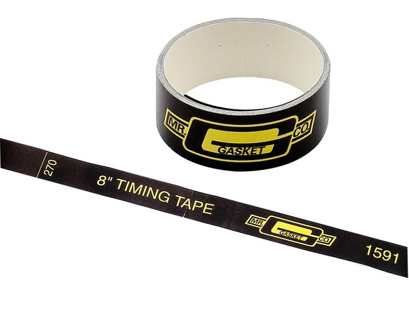 1591 - Mr. Gasket Timing Tape Image
