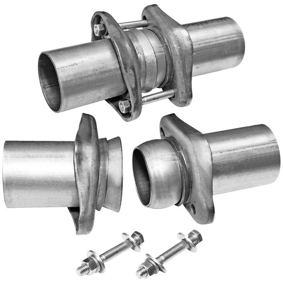 15938 - Flowmaster Header Collector Ball Flange Kit Image