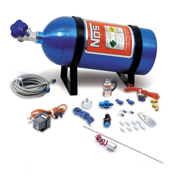 16029NOS - NOS Ntimidator Illuminated LED Purge Kit with 10 lb Bottle Image