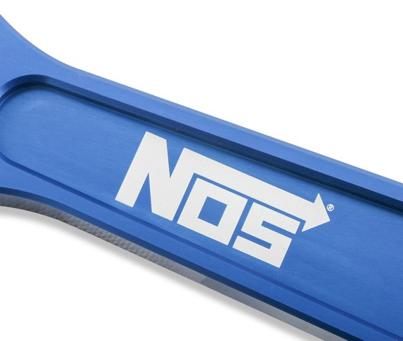 16135NOS - NOS Aluminum Adjustable Wrench - additional Image