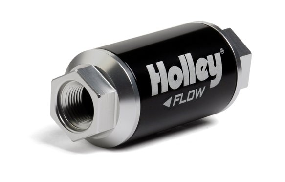 162-550 - 100 GPH HP Billet Fuel Filter Image