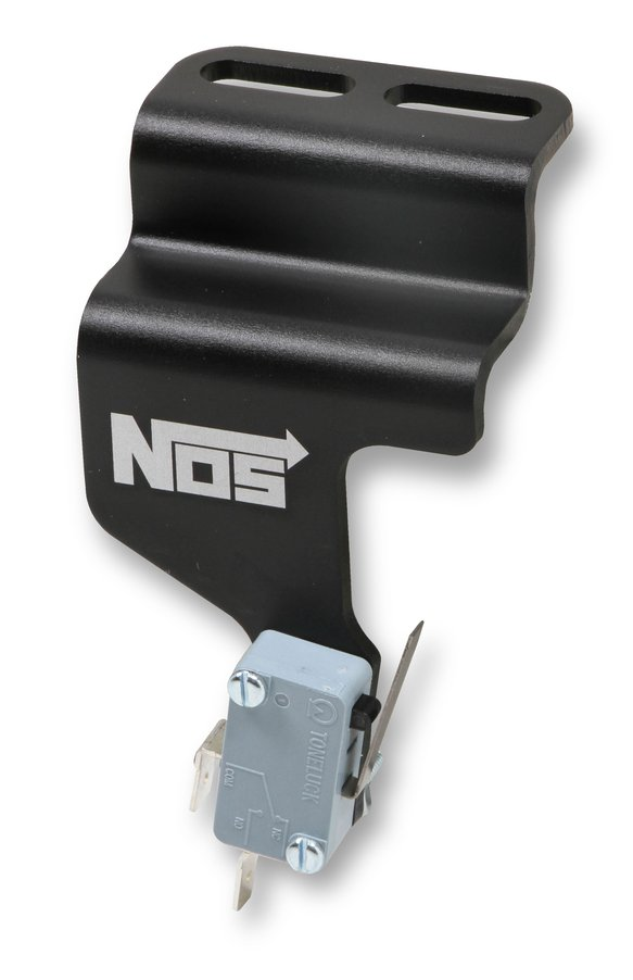 16519NOS - NOS Micro-Switch Bracket for Holley Hi-Ram Manifold Image