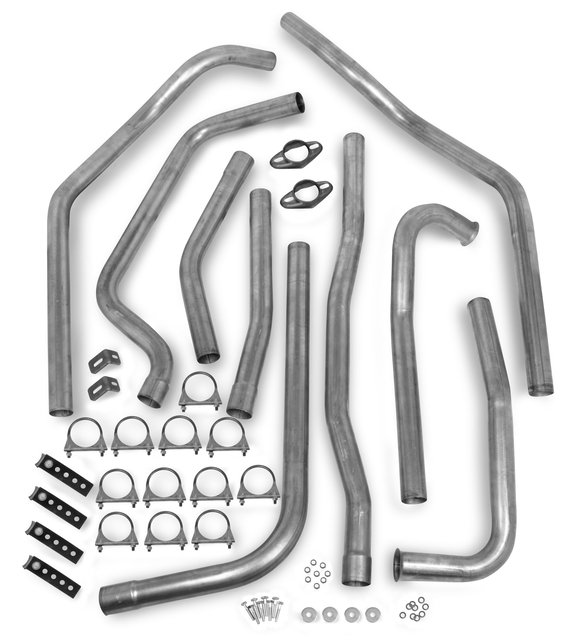 16562HKR - Hooker Header Back Exhaust System Image