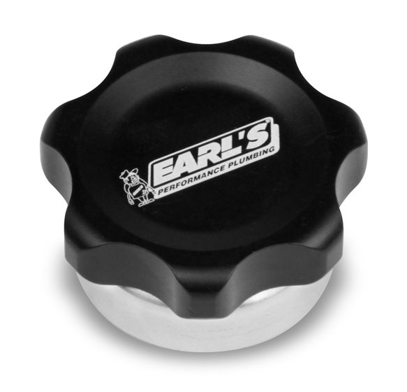 166018ERL - Earls Billet Fill Cap Image