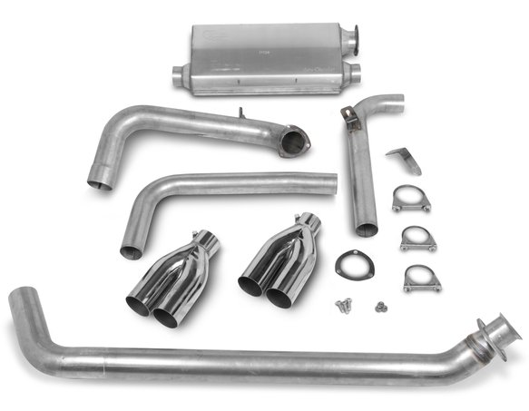 16820HKR - Hooker Cat-Back Exhaust System Image